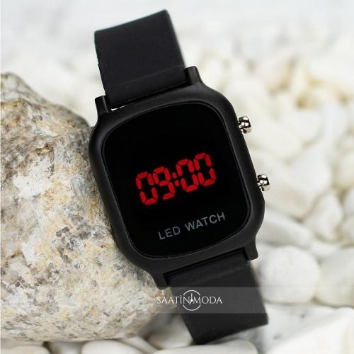 LED Dijital göstergeli Silikon Kordon Spor Kol Saati ST-303282