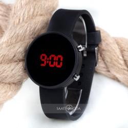 Pinkoli Watch Led Black Dijital Silikon Bileklik Çocuk Kol Saati ST-30...