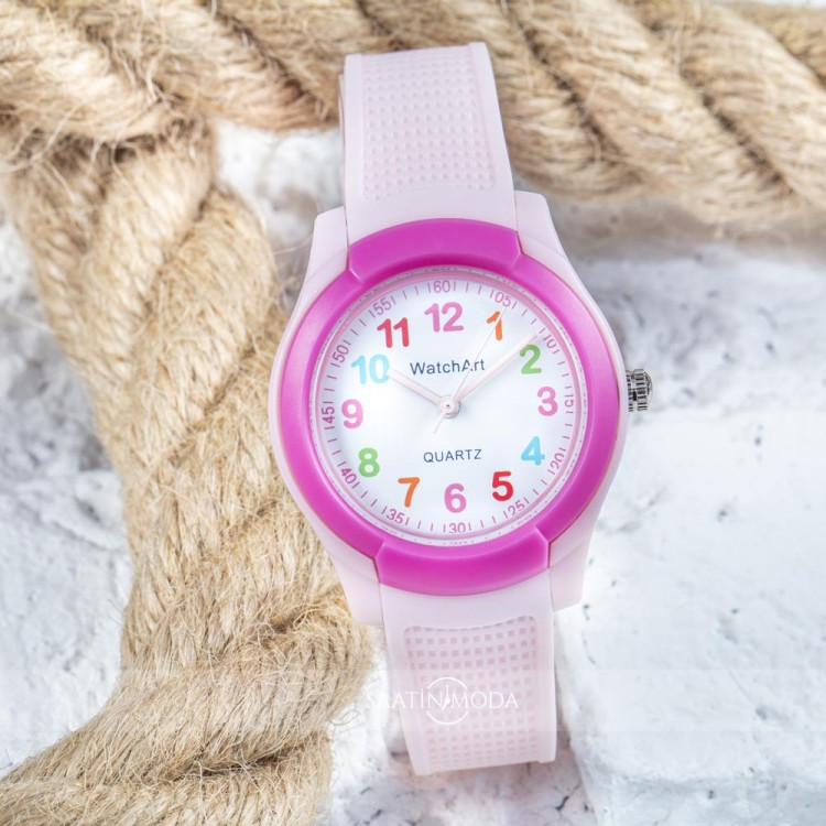 Pinkoli WatchART Analog Kız Çocuk Saati Trend Ürün ST-303491