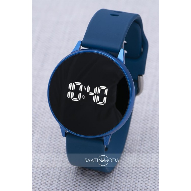 Bay & Kadın Touche Dijital Watch Dokunmatik Led Kol Saati Unisex Bay Bayan